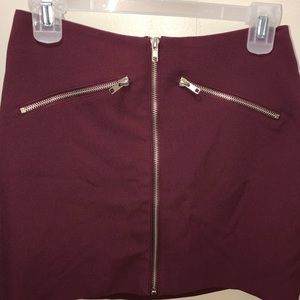 Short skirt